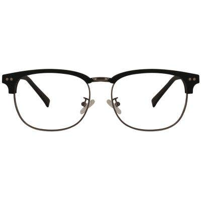 Browline Eyeglasses 129009-c