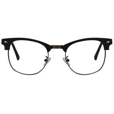 Browline Eyeglasses 129013-c