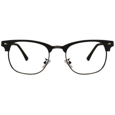 Browline Eyeglasses 129018-c