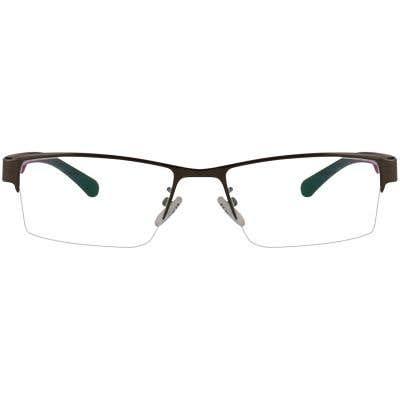 Rectangle Eyeglasses 129031-c
