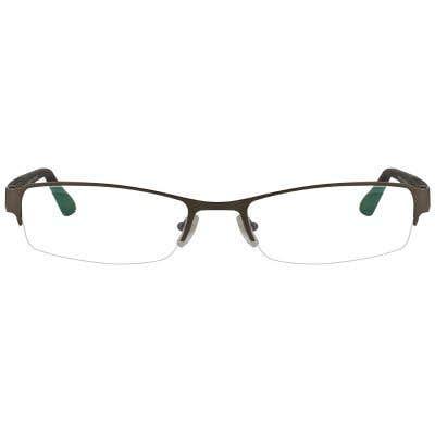 Rectangle Eyeglasses 129037-c