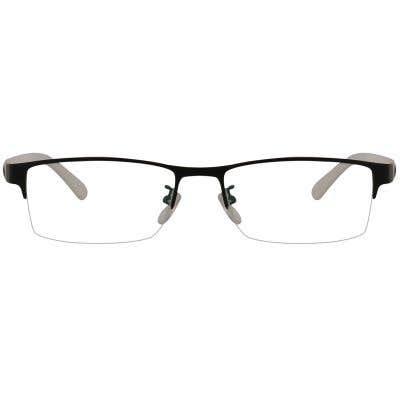 Rectangle Eyeglasses 129039-c