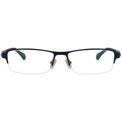 Rectangle Eyeglasses 129102
