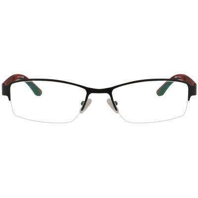 Rectangle Eyeglasses 129106