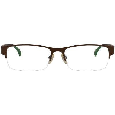 Rectangle Eyeglasses 129117