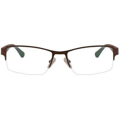 Rectangle Eyeglasses 129123