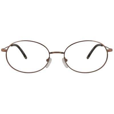 Oval Eyeglasses 129200