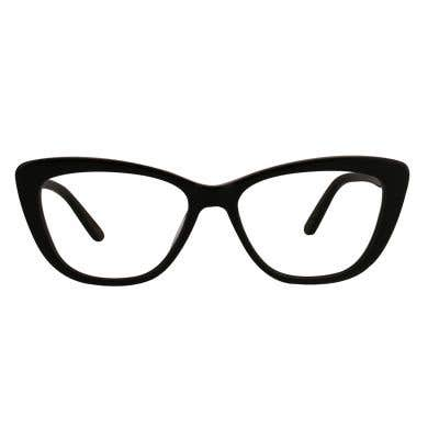 Cat Eye Eyeglasses 129225-c