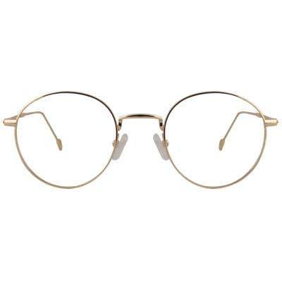 Round Eyeglasses 129261-c