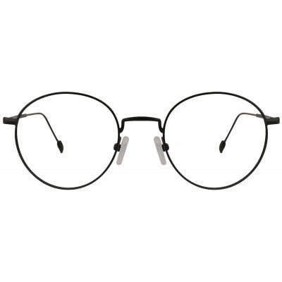 Round Eyeglasses 129264-c