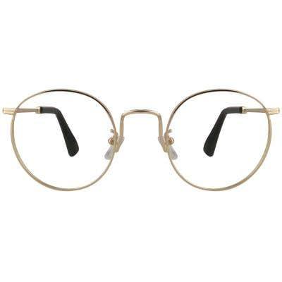 Round Eyeglasses 129271-c