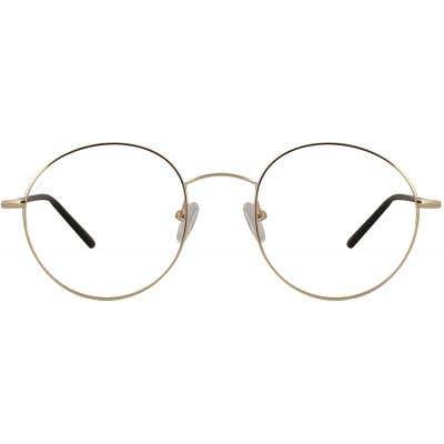 Round Eyeglasses 129276-c