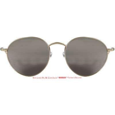 Round Eyeglasses 129291-c