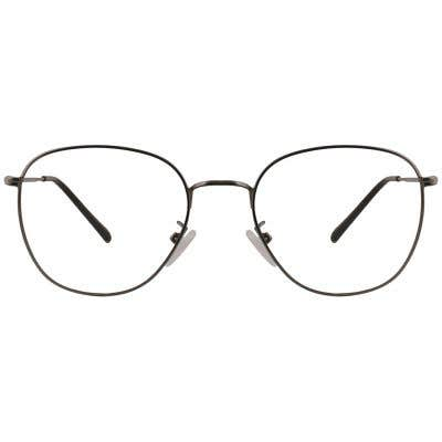 Rectangle Eyeglasses 129306-c
