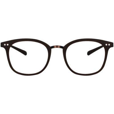Rectangle Eyeglasses 129372-c