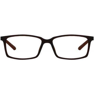 Rectangle Eyeglasses 129404