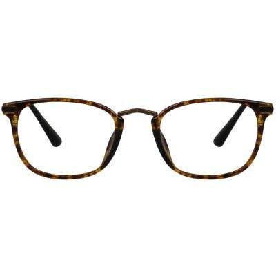 Rectangle Eyeglasses 129405