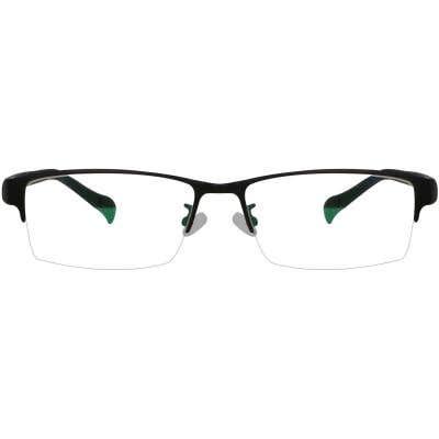 Rectangle Eyeglasses 129421