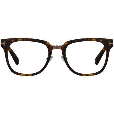 Rectangle Eyeglasses 129431