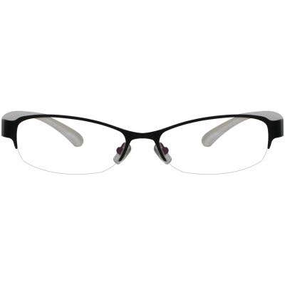 Rectangle Eyeglasses 129449