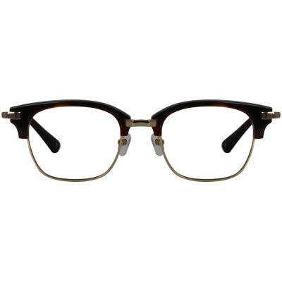 Browline Eyeglasses 129461-c