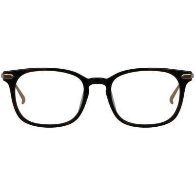 Rectangle Eyeglasses 129464-c