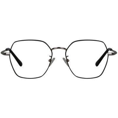 Geometric Eyeglasses 129477-c