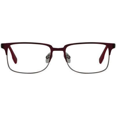 Rectangle Eyeglasses 129516