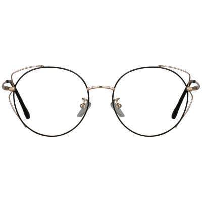 Round Eyeglasses 129518-c
