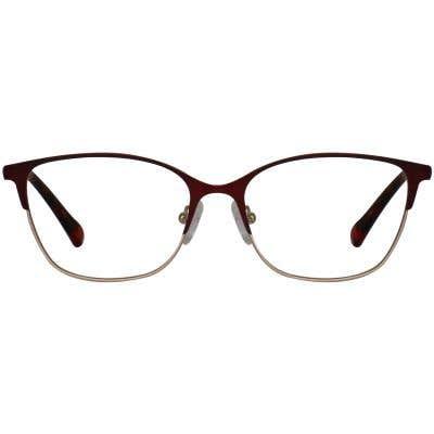 Rectangle Eyeglasses 129525-c
