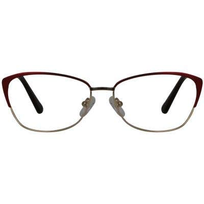 Cat Eye Eyeglasses 129531-c