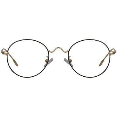 Round Eyeglasses 129577-c