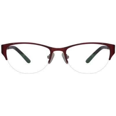 Cat Eye Eyeglasses 129604-c