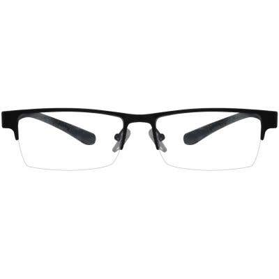 Rectangle Eyeglasses 129610