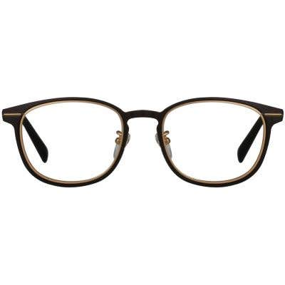 Rectangle Eyeglasses 129618-c