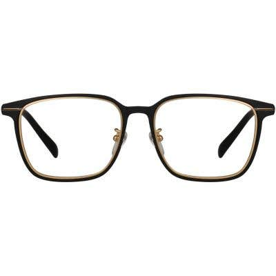 Rectangle Eyeglasses 129637-c