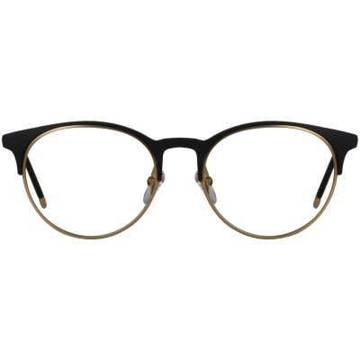 Browline Eyeglasses 129642-c