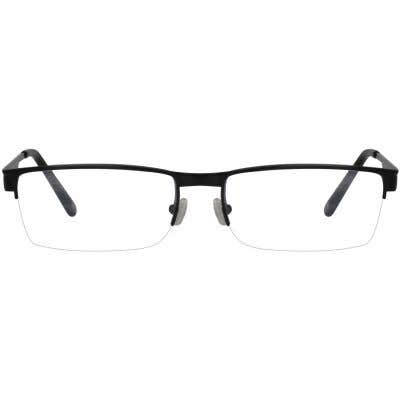 Rectangle Eyeglasses 129644-c