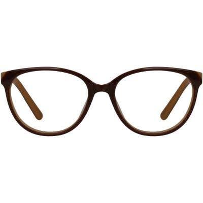 Cat Eye Eyeglasses 130061-c