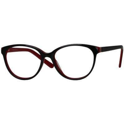 Cat Eye Eyeglasses 130064-c