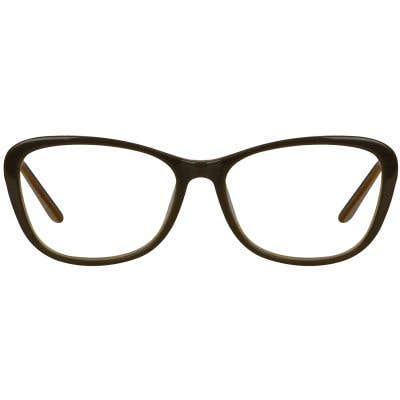 Cat Eye Eyeglasses 130086-c