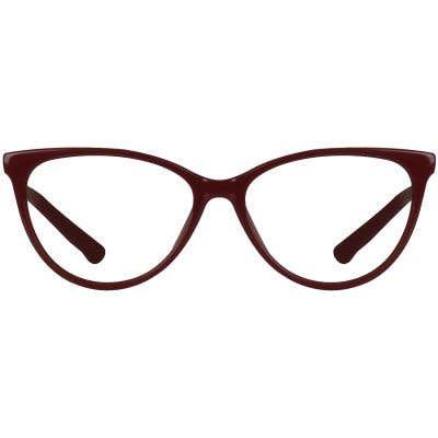 Cat Eye Eyeglasses 130101-c