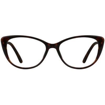 Cat Eye Eyeglasses 130103-c