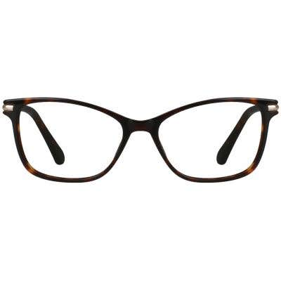 Cat Eye Eyeglasses 130126-c