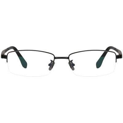 Rectangle Eyeglasses 130172-c