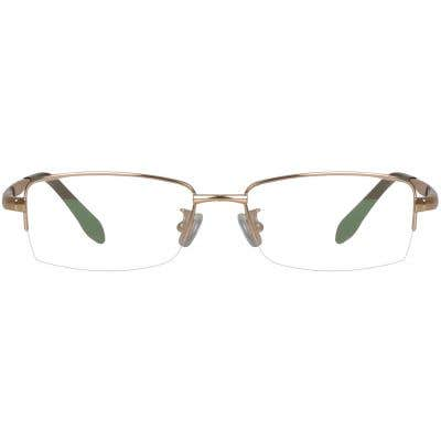 Rectangle Eyeglasses 130178-c