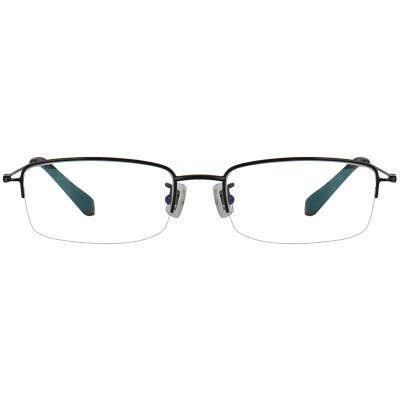 Rectangle Eyeglasses 130201-c