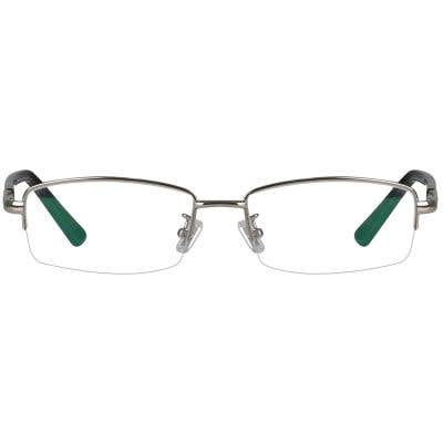 Rectangle Eyeglasses 130209-c