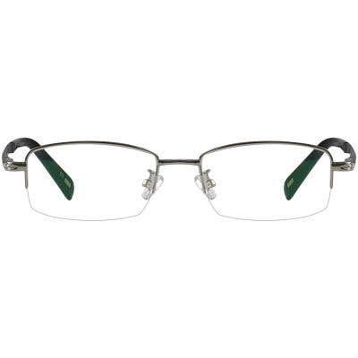 Rectangle Eyeglasses 130215-c
