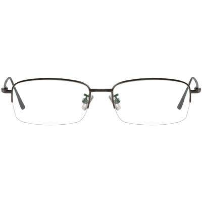 Rectangle Eyeglasses 130219-c